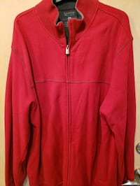 Red Mens sweater XL