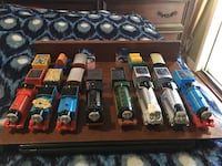 Thomas the tank engine trackmasters lot Concord, 94519