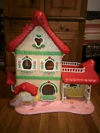 Big strawberry short cake doll house Oklahoma City, 73108