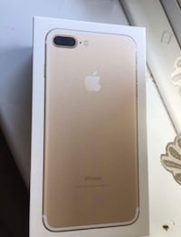 iPhone 7 Plus Gold 10/10 condition Kitchener, N2A 1S8