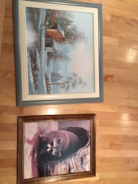 Framed painting and picture - free New Tecumseth