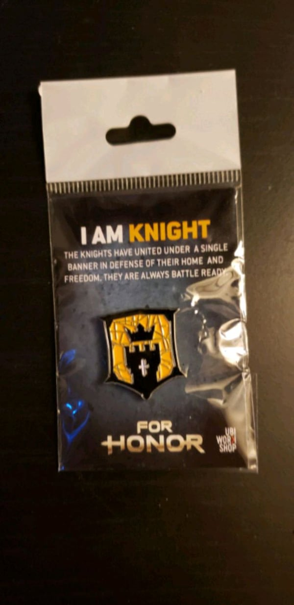 for Honor enamel pin d17d0810-18c0-4474-a9b6-0a7474b5eb0f