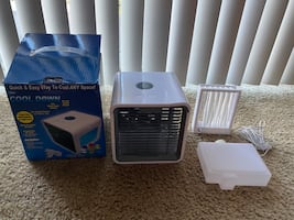 Cool Down Evaporative Air Cooler