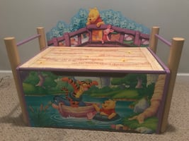 Winnie The Pooh Toy Chest