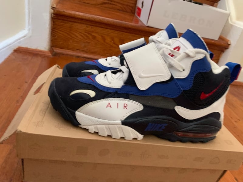 Air Max Speed Turf size 10 excellent condition  1