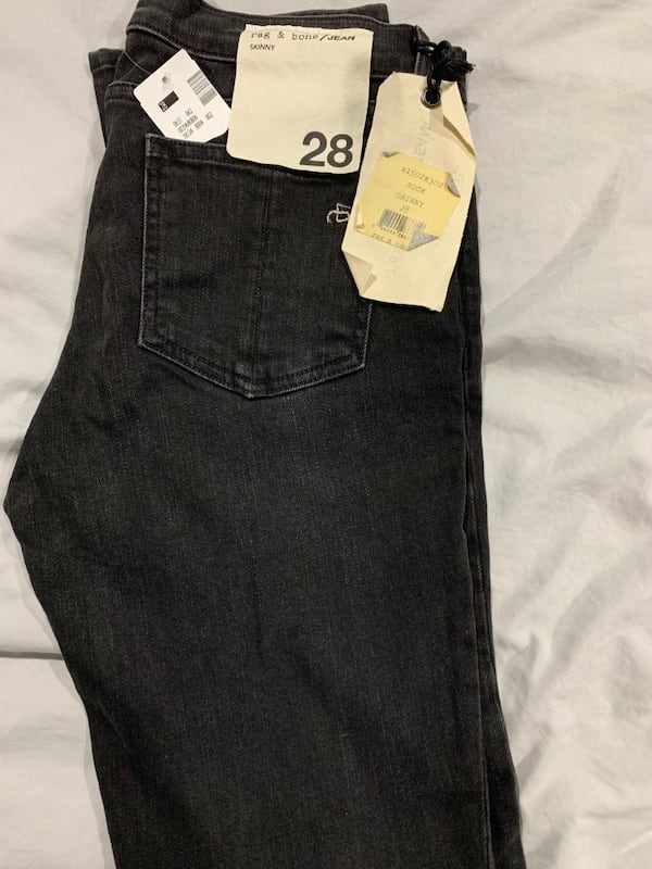 Women's jeans size 28 rag and bone + citizens brand new tags attached! 906bb0be-9fb1-489d-96e1-d1f17ff946f8