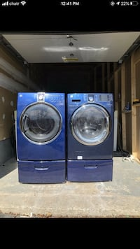 High quality STEAM washer dryer can DELIVER