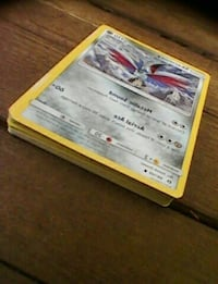 Stabel Pokemon trading card s