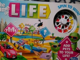 Game of life *UNOPENED*
