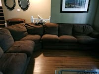 Large sectional  Vancouver, V6H 1R1