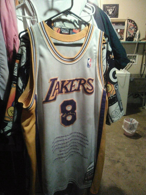 release date: 397dd c2737 Kobe Bryant number 8 limited edition Lakers Jersey