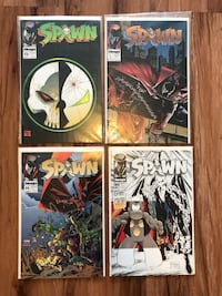 Spawn Comic Book Lot  [PHONE NUMBER HIDDEN]  Fishers, 46037