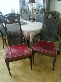 4 items: 2 chairs and 2 armchairs Toronto, M3C 2M9