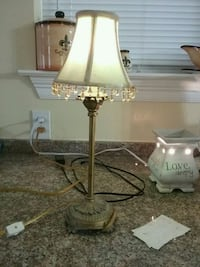 white and brown table lamp Chalmette, 70043