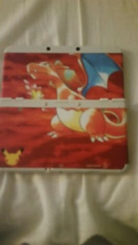New 3ds chairzard plates Fresno