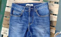 Jeans uomo yes boy aderenti tg 42