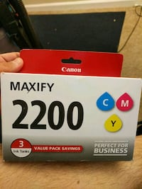 Canon printer ink Colorado Springs, 80905