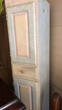 Beautiful hand-painted cabinet perfect for sitting/child room Potomac, 20854