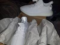Yeezy 350 Boost v2 Cream whites Houston