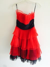Holiday party dress by Betsey Johnson