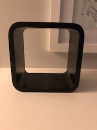 Black square shelf for wall Chicago, 60613