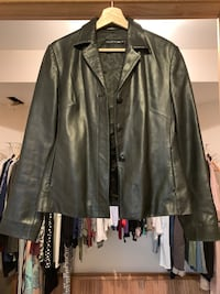 Women's leather jacket size M Surrey, V3R 3J1