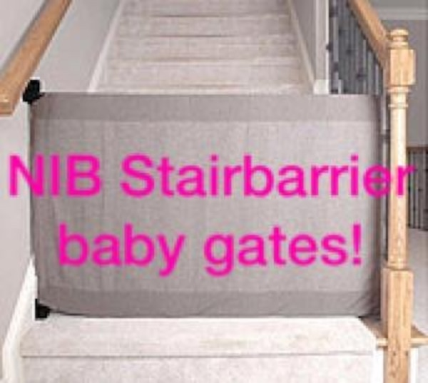 The Stair Barrier Pet & Baby Safety Gates 2319454f-9d17-45ae-bc34-db846a858bdd
