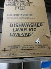 Brand new  dishwasher excellent condition  Baltimore, 21223
