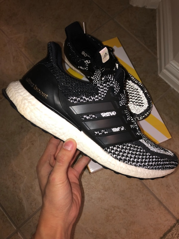 """cca5d4a8852ea Used UltraBOOST 2.0 """"Black Reflective"""" Size 10. for sale in Plano ..."""