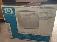 HP dual sided printer.  Mississauga, L4Z 3A2