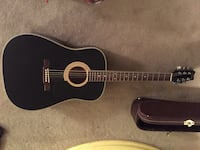 Black and brown acoustic guitar Kelowna, V1W 1L7