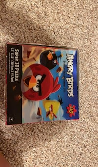 150 piece angry birds 3d puzzle Coventry, 02816