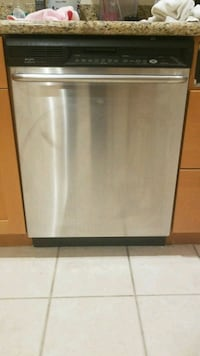 Stainless steel Dishwasher from Frigidaire Los Angeles, 90049