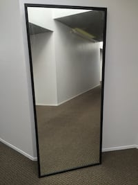 Large standing mirror San Diego, 92111