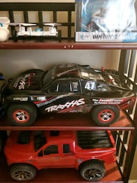 1/10 RC slash 4x4 (RTR) or 250 with no battery Old Town Manassas, 20110