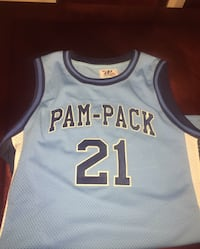 Pam-Pack Dominique Wilkins HS Jersey Baltimore, 21213