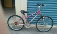 pink and gray hardtail bicycle Westminster, 21157