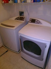 Profile washer and dryer Columbia, 21044