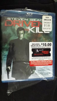 Driven to kill.  blue ray new unopened  Kissimmee, 34744