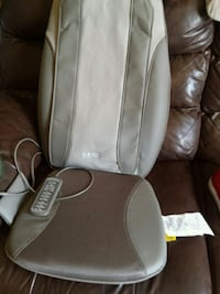 homemedics heat massager  brand new  Awesome massage to relieve back  Woodstock, N4S 1S3