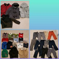 2T boys fall and winter clothes Rockville, 20850