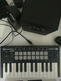 Novation launchkey mini klavye temiz  Balıkesir Province