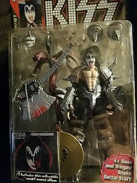 Gene Simmons Collectible Figure Frederick, 21701