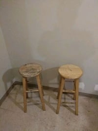 bare bar stools