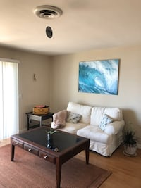 Couch and Coffee Table Laguna Beach