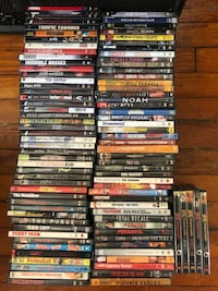 DVD COLLECTION!!!!