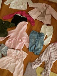 12-18 month baby girl clothes and coats Darnestown, 20874