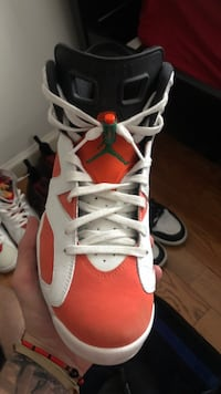 Used size 11 Jordans  New York, 10018