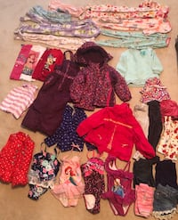Girls clothing lot size 3T Willow Springs, 60480