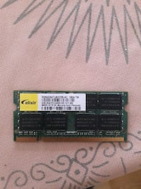 2 gb ddr2 notebook laptop  ram Eryaman Mahallesi, 06933